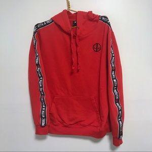 Marvel Deadpool Sweater hoodies